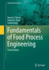 Fundamentals of Food Process Engineering - Book