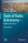 Tools of Radio Astronomy - Problems and Solutions - eBook