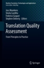 Translation Quality Assessment : From Principles to Practice - Book