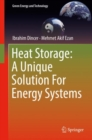 Heat Storage: A Unique Solution For Energy Systems - eBook