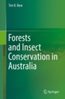 Forests and Insect Conservation in Australia - eBook