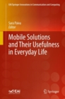 Mobile Solutions and Their Usefulness in Everyday Life - eBook