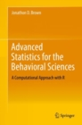 Advanced Statistics for the Behavioral Sciences : A Computational Approach with R - Book