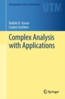 Complex Analysis with Applications - Book