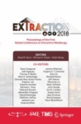 Extraction 2018 : Proceedings of the First Global Conference on Extractive Metallurgy - eBook