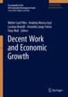 Decent Work and Economic Growth - Book