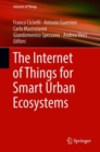 The Internet of Things for Smart Urban Ecosystems - eBook