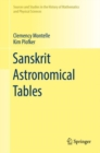 Sanskrit Astronomical Tables - eBook