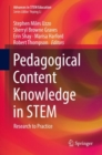 Pedagogical Content Knowledge in STEM : Research to Practice - eBook
