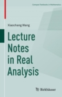 Lecture Notes in Real Analysis - eBook