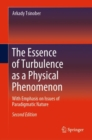 The Essence of Turbulence as a Physical Phenomenon : With Emphasis on Issues of Paradigmatic Nature - Book