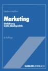 Marketing : Einfuhrung in die Absatzpolitik - eBook