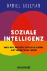 Soziale Intelligenz - eBook