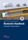 Bentonite Handbook : Lubrication for Pipe Jacking - Book