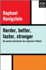 Harder, better, faster, stronger - eBook
