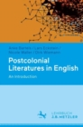 Postcolonial Literatures in English : An Introduction - eBook