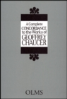 A Complete Concordance to the Works of Geoffrey Chaucer : Edited by Akio Oizumi. Vol. 16: A Lexicon of Troilus and Criseyde, vol. I: A - G With the assistance of Kunihiro Miki. - Book