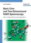 Basic One- and Two-Dimensional NMR Spectroscopy - Book
