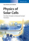 Physics of Solar Cells : From Basic Principles to Advanced Concepts - Book