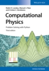 Computational Physics : Problem Solving with Python - Book