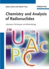 Chemistry and Analysis of Radionuclides : Laboratory Techniques and Methodology - eBook