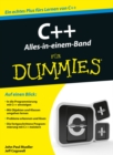 C++ Alles in einem Band f r Dummies - eBook