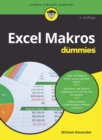 Excel Makros fur Dummies - Book