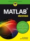 Matlab f r Dummies - eBook