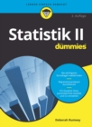 Statistik II f r Dummies - eBook