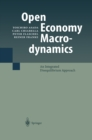 Open Economy Macrodynamics : An Integrated Disequilibrium Approach - eBook