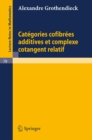 Categories Confibrees Additives et Complexe Cotangent Relatif - eBook