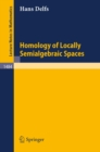 Homology of Locally Semialgebraic Spaces - eBook
