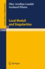 Local Moduli and Singularities - eBook