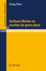 Surfaces fibrees en courbes de genre deux - eBook