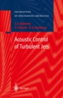 Acoustic Control of Turbulent Jets - eBook