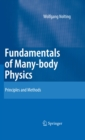Fundamentals of Many-body Physics : Principles and Methods - eBook