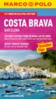 Costa Brava Marco Polo Pocket Guide : The Travel Guide with Insider Tips - eBook