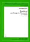 English at: An Integrated Semantic Analysis - Book