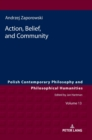 Action, Belief, and Community - Book