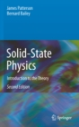 Solid-State Physics : Introduction to the Theory - eBook