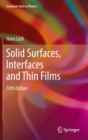 Solid Surfaces, Interfaces and Thin Films - eBook