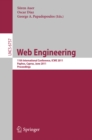 Web Engineering : 11th International Conference, ICWE 2011, Paphos, Cyprus, June 20-24, 2011, Proceedings - eBook