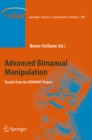 Advanced Bimanual Manipulation : Results from the DEXMART Project - eBook