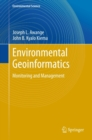 Environmental Geoinformatics : Monitoring and Management - eBook