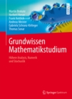 Grundwissen Mathematikstudium : Hohere Analysis, Numerik und Stochastik - eBook