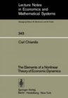 The Elements of a Nonlinear Theory of Economic Dynamics - eBook