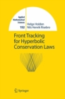 Front Tracking for Hyperbolic Conservation Laws - eBook