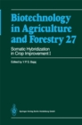 Somatic Hybridization in Crop Improvement I - eBook