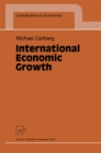 International Economic Growth - eBook