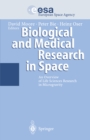 Biological and Medical Research in Space : An Overview of Life Sciences Research in Microgravity - eBook